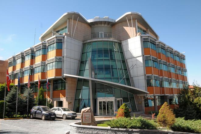 Ankara Hotel Midi - Ankara - Building