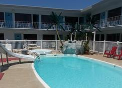 Sand Box Motel - Wildwood - Piscina