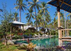 Gili Tenda Resort - Gili Trawangan - Piscina