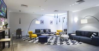 Livris Hotel - Zagreb - Sala de estar