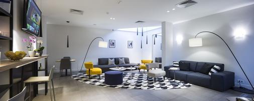 Livris Hotel - Zagreb - Living room