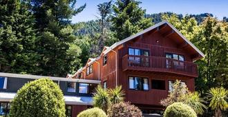 Yha Queenstown Lakefront - Hostel - Queenstown - Κτίριο