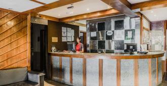 比塔廣場酒店 - 巴西利亞 - 巴西利亞 - 櫃檯
