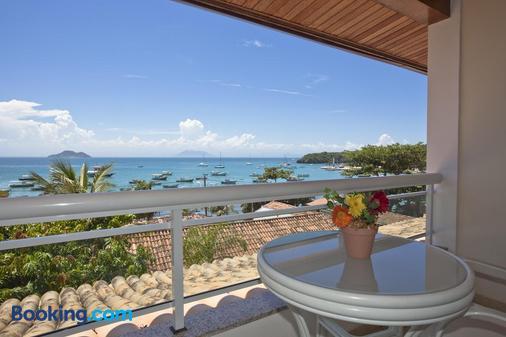 Hotel Atlantico Buzios Convention And Resort - Búzios - Balcony