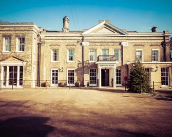 Banyers House - Royston - Gebouw