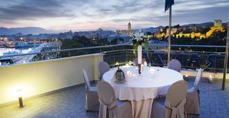 Hotel Ms Maestranza - Malaga - Balkong