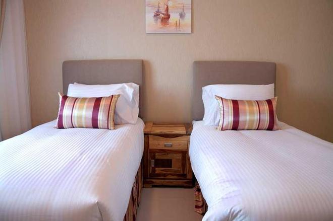 伊萬塔飯店式公寓 - 阿治曼 - 臥室