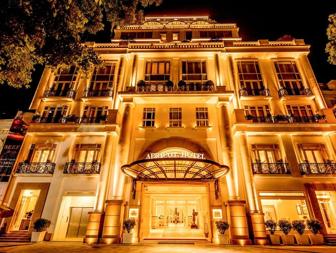 Apricot Hotel - Hanói - Edifício