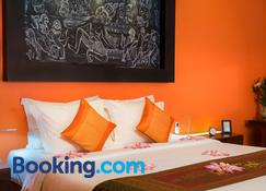 Golden Temple Hotel - Siem Reap - Soveværelse