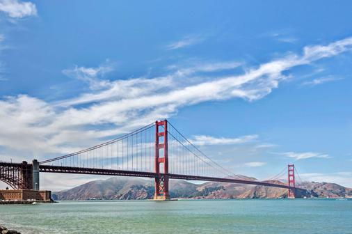 Travelodge by Wyndham Presidio San Francisco - San Francisco - Building