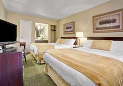 普雷西迪奧旅遊賓館 - 三藩市 - 舊金山 - 臥室