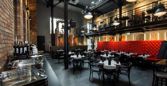 Best Western Hotel Mariacki - Kattowitz - Restaurant