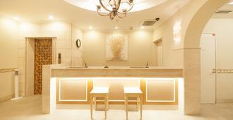 Hotel Coco Grand Kitasenju - טוקיו - דלפק קבלה