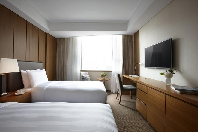 Lotte City Hotel Guro - Seoul - Phòng ngủ