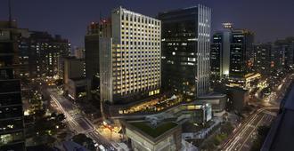 LOTTE City Hotel Guro - Seoel - Gebouw