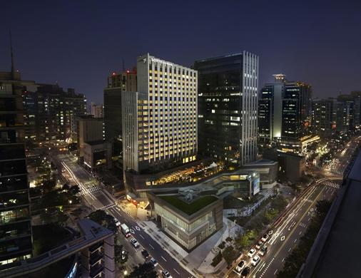 Lotte City Hotel Guro - Seoul - Building