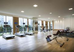 Lotte City Hotel Guro - Séoul - Salle de sport