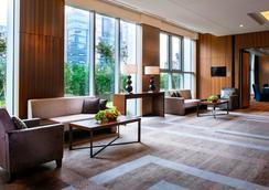 Lotte City Hotel Guro - Soul - Aula