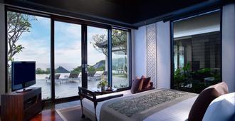 Jumana Bali Ungasan Resort - South Kuta - חדר שינה