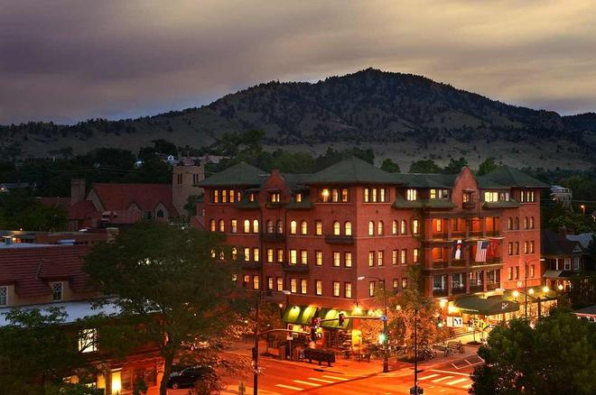 Hotel Boulderado - Boulder - Building