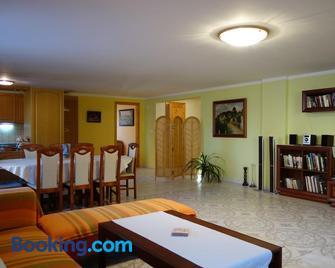 Apartmány Arnika - Horní Planá - Living room