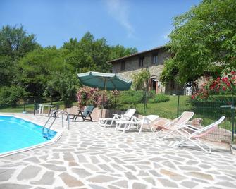La Capannella - Gallicano - Pool