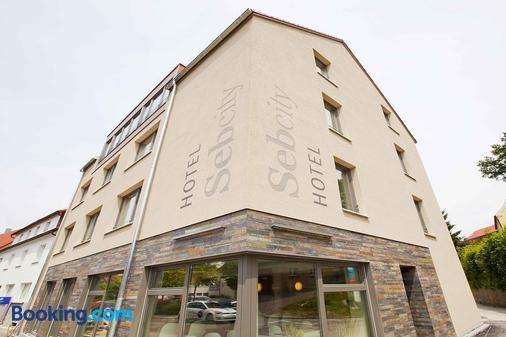 Sebcity Hotel - Ellwangen - Building