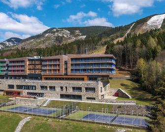 Wellness Hotel Vista - Horní Morava - Building
