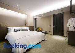 Hotel Rêve Taichung - Taichung - Bedroom