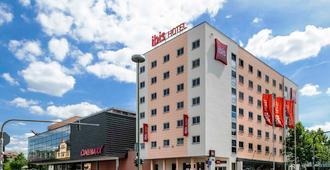 維爾茨堡宜必思酒店 - 維爾茨堡 - 符爾茲堡 - 建築