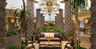斯科茨代爾希爾頓逸林度假酒店 - 斯科茲代爾 - 斯科茨代爾 - 天井