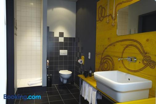 Superbude St. Pauli - Hamburg - Bathroom