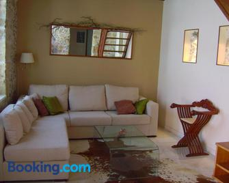 Villa Taxiarchis - Kokkini Hani - Living room