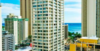 Pacific Monarch Hotel - Honolulu - Rakennus