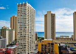 Pacific Monarch Hotel - Honolulu - Cảnh ngoài trời
