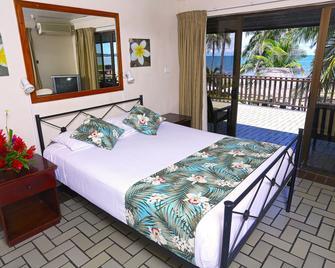 Aquarius on the Beach - Nadi - Bedroom