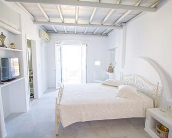 Hotel Aspasia - Agia Anna - Schlafzimmer