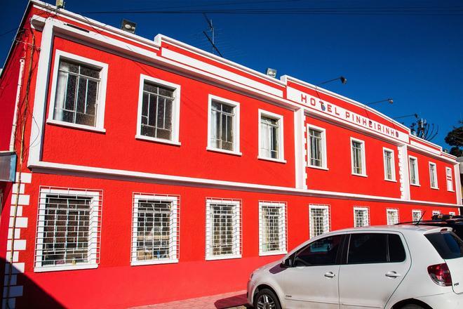 Hotel Pinheirinho - Curitiba - Building