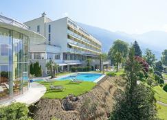 Hotel Alexander - Weggis - Pool