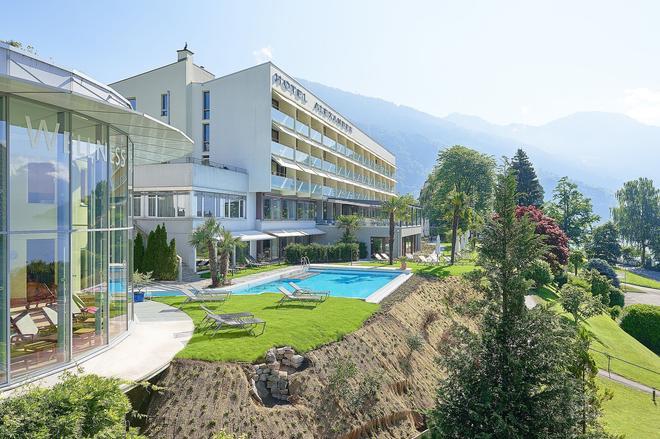Hotel Alexander - Weggis - Piscina