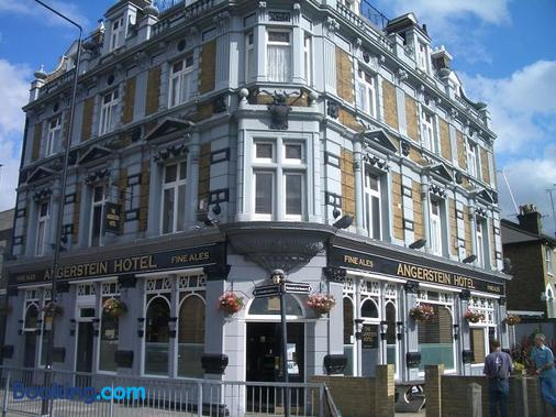 The Angerstein Hotel - London - Building