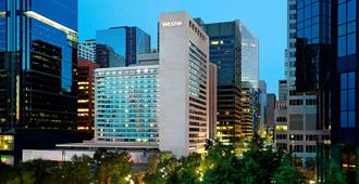 The Westin Calgary - Calgary - Bâtiment