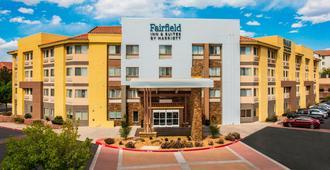 Fairfield Inn & Suites by Marriott Albuquerque Airport - אלבקורקי