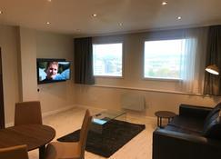 Quay Apartments Clarence House - Newport - Salon