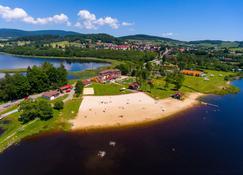 Hotel Na Plazi - Horní Planá - Outdoor view
