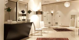 Plaza Hotel Catania - Catânia - Recepção