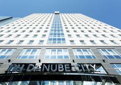 NH Danube City - Βιέννη - Κτίριο