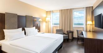 NH Danube City - וינה - חדר שינה