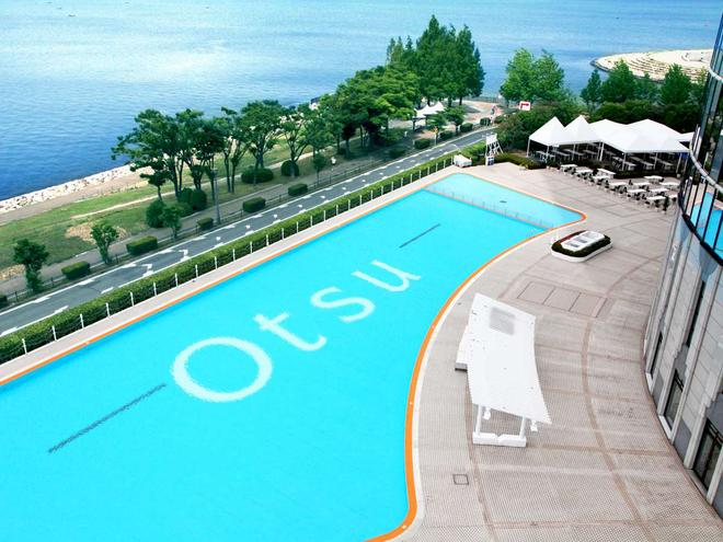 Lake Biwa Otsu Prince Hotel - Ōtsu - Pool