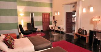 卡薩卡塔赫納酒店 - 庫斯科 - 庫斯科 - 臥室